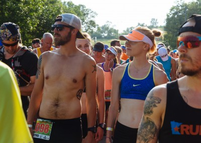 ESTRS is for Joggers and Racers - Photo Credit Carly Danek