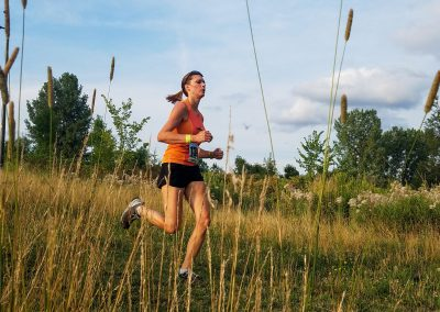 Prairie Running - Photo Credit John Storkamp