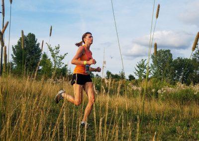 Prairie Running - Photo Credit John Storkamp
