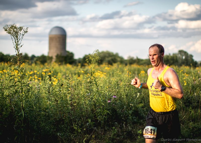 Prairie Running at Spring Lake Park - Photo Credit Charles Haupert