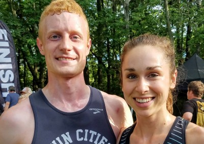 The Couple That Runs Together - Photo Credit John Storkamp