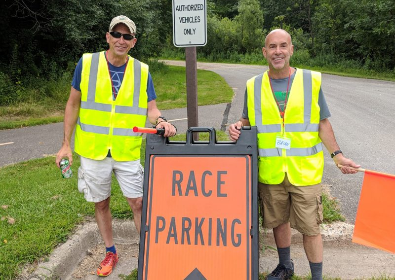 The Parking Team - Photo Credit Stefanie Anderson