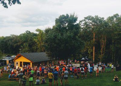 The Post Race - Photo Credit John Storkamp