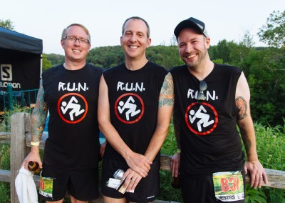 The RUN Crew Always Represented - Photo Credit Carly Danek
